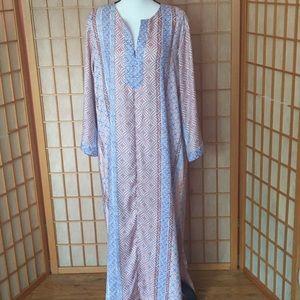 Oscar de la Renta Pink Label Sleep Dress